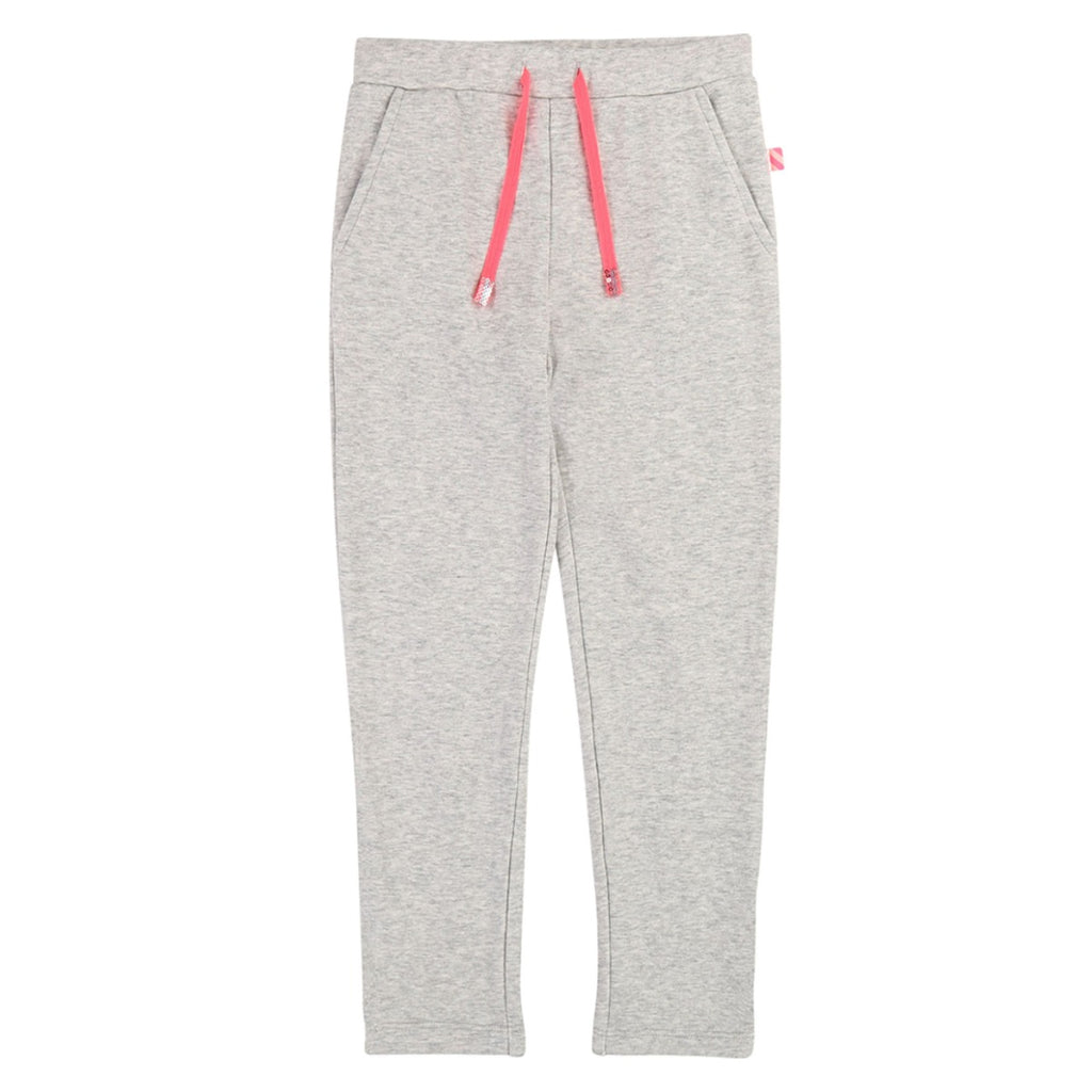 Billieblush Grey Glitter Detailed Trousers
