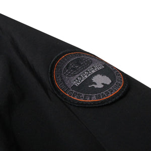 Napapijri Junior Black Rainforest Jacket