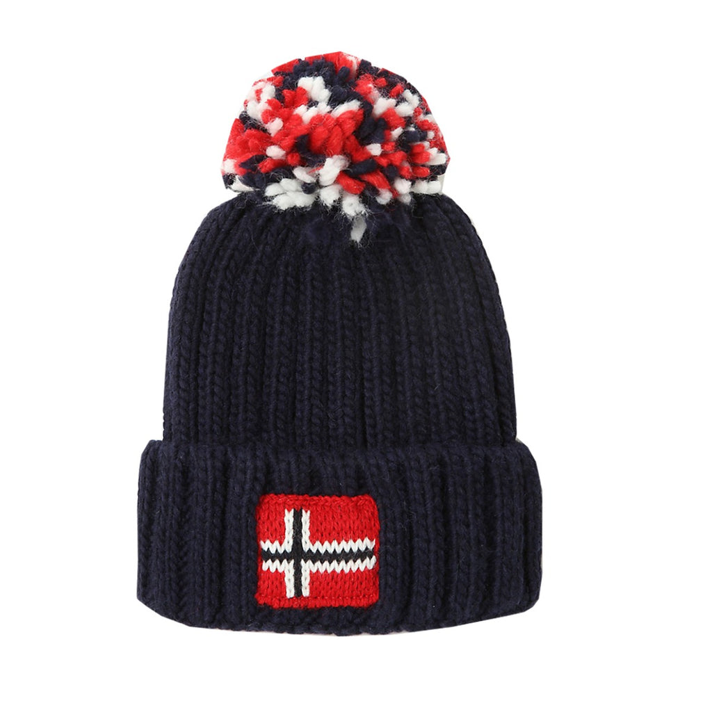 Napapijri Junior Navy Semiury Beanie Hat