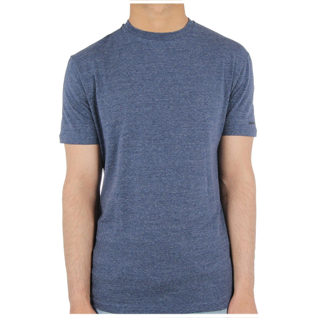 DSquared2 Sleeve Logo Blue T-Shirt