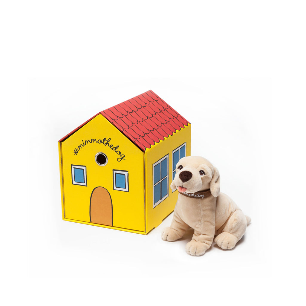 Dolce & Gabbana Mimmo The Dog Set and Kennel