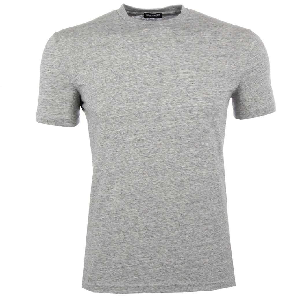 DSquared2 Grey Sleeve Logo T-Shirt