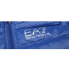 EA7 Junior Logo Blue Down Jacket