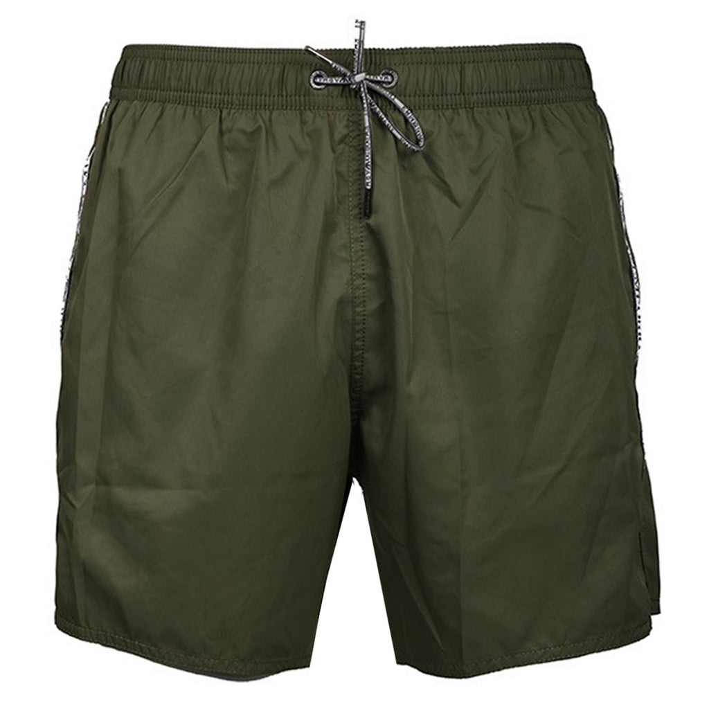 Emporio Armani Green Swim Shorts