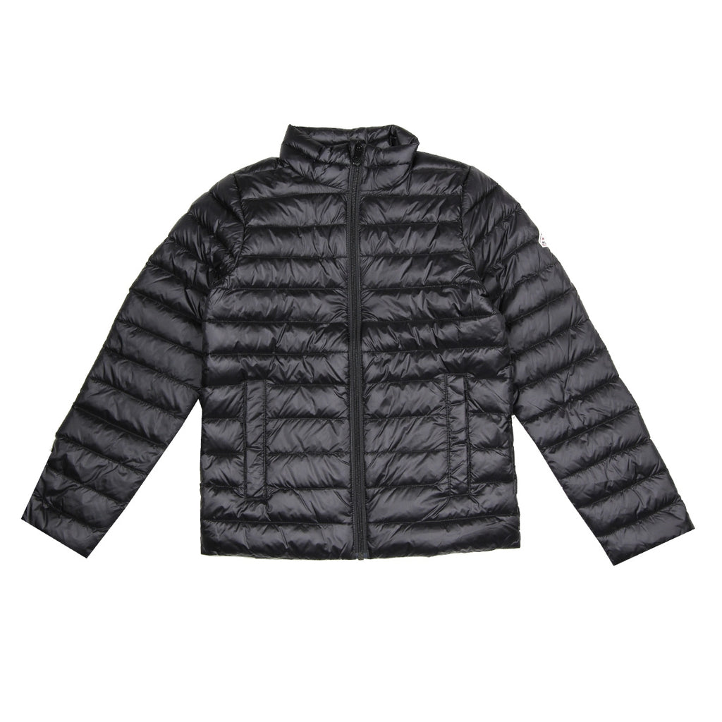 Pyrenex Kids Quilted Black Down Jacket