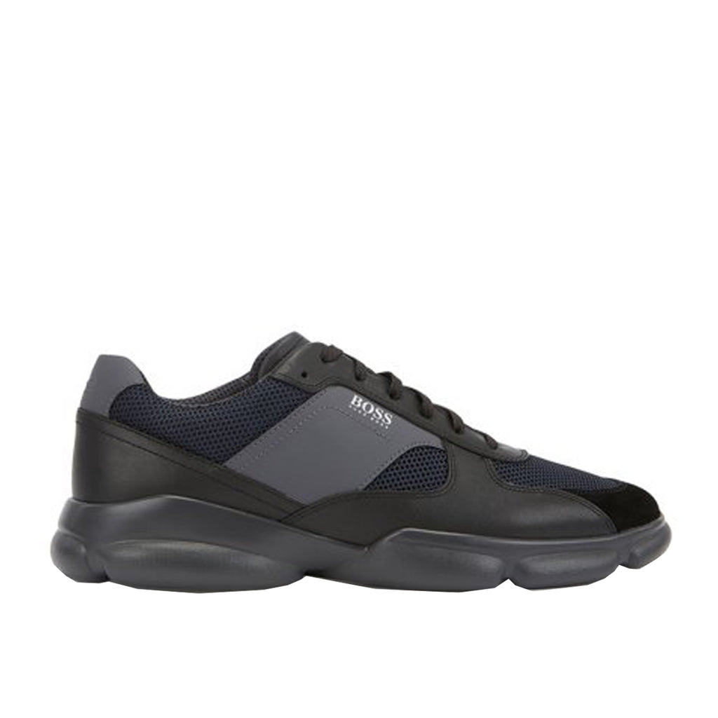 Hugo Boss Black Low-top Leather Trainers