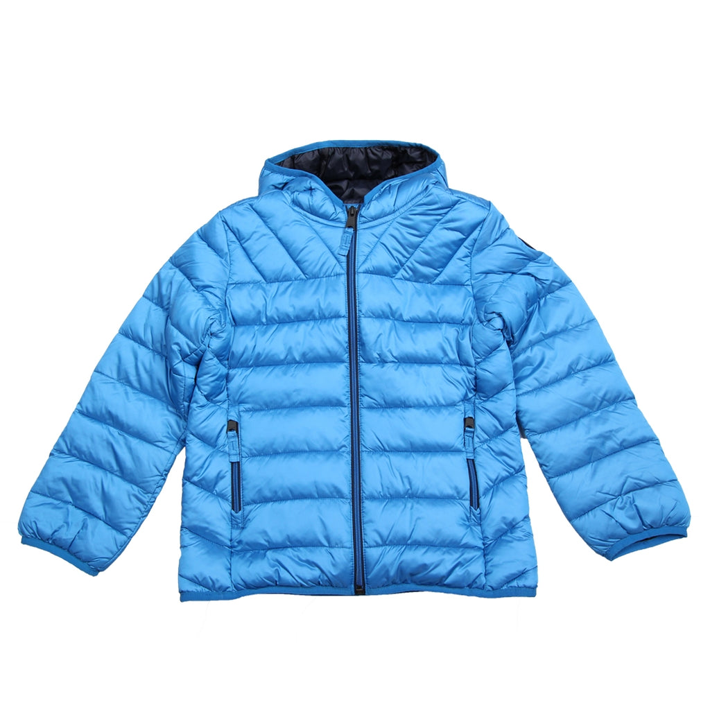 Napapijri Junior Quilted Blue Jacket