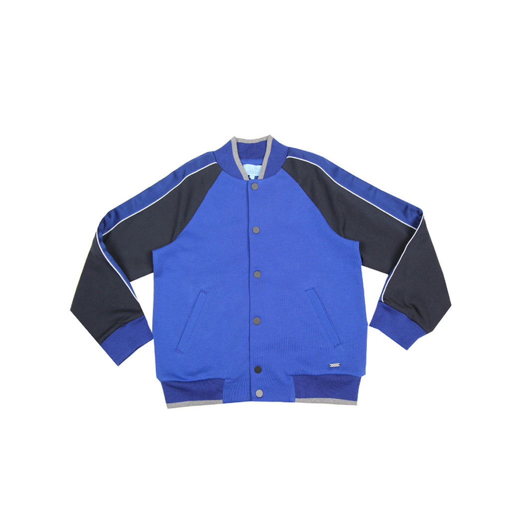 Lanvin Kids Blue Sweat Jacket