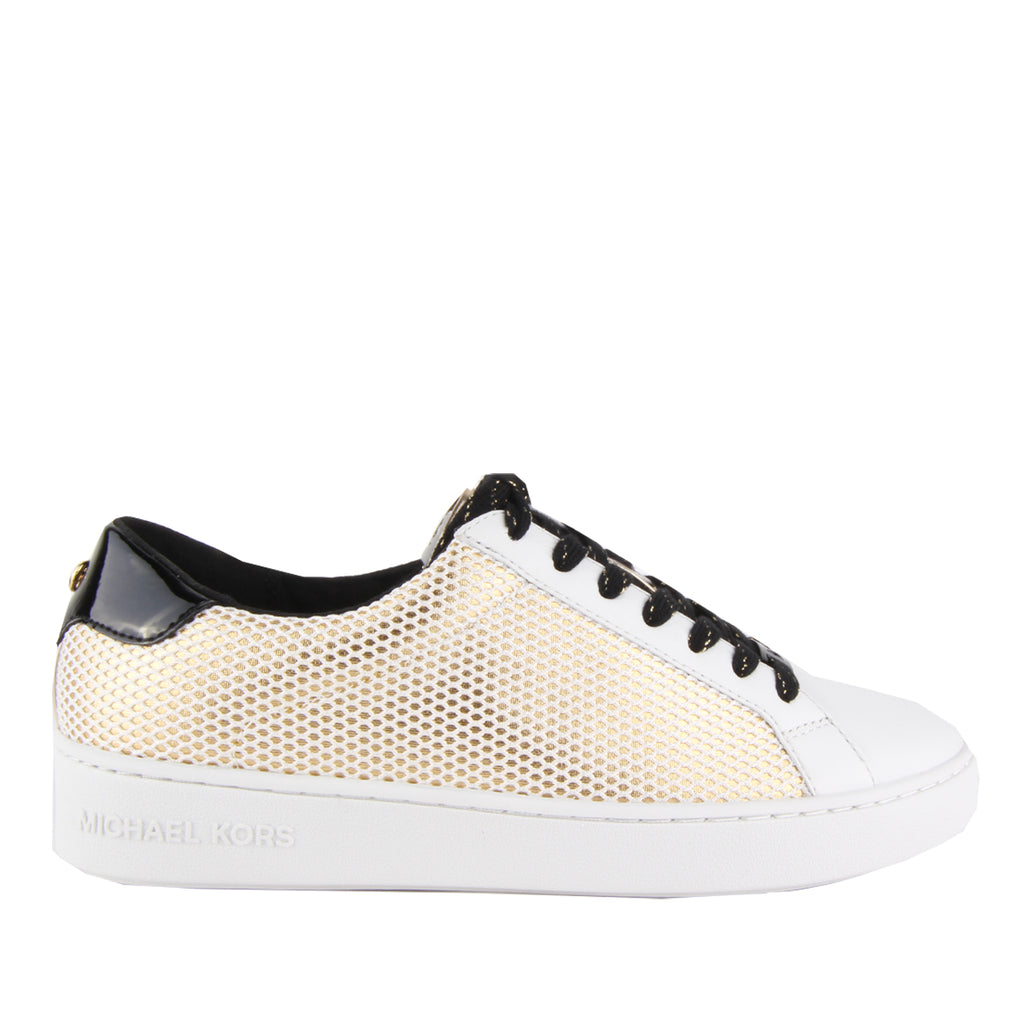 Michael Kors Irving Low Top Trainers