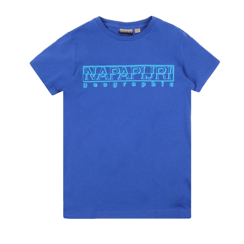 Napapijri Junior Chest Logo T-shirt