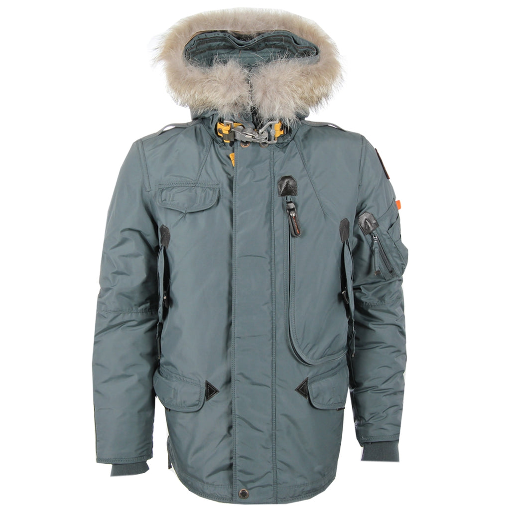 Parajumpers Right Hand Teal Jacket