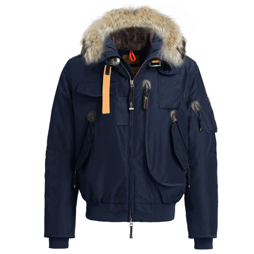 Parajumpers Multiple Pockets Gobi Navy Jacket