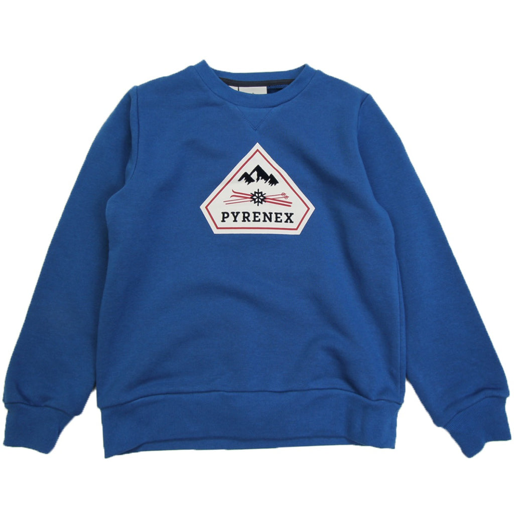Pyrenex Kids Blue SweatShirt