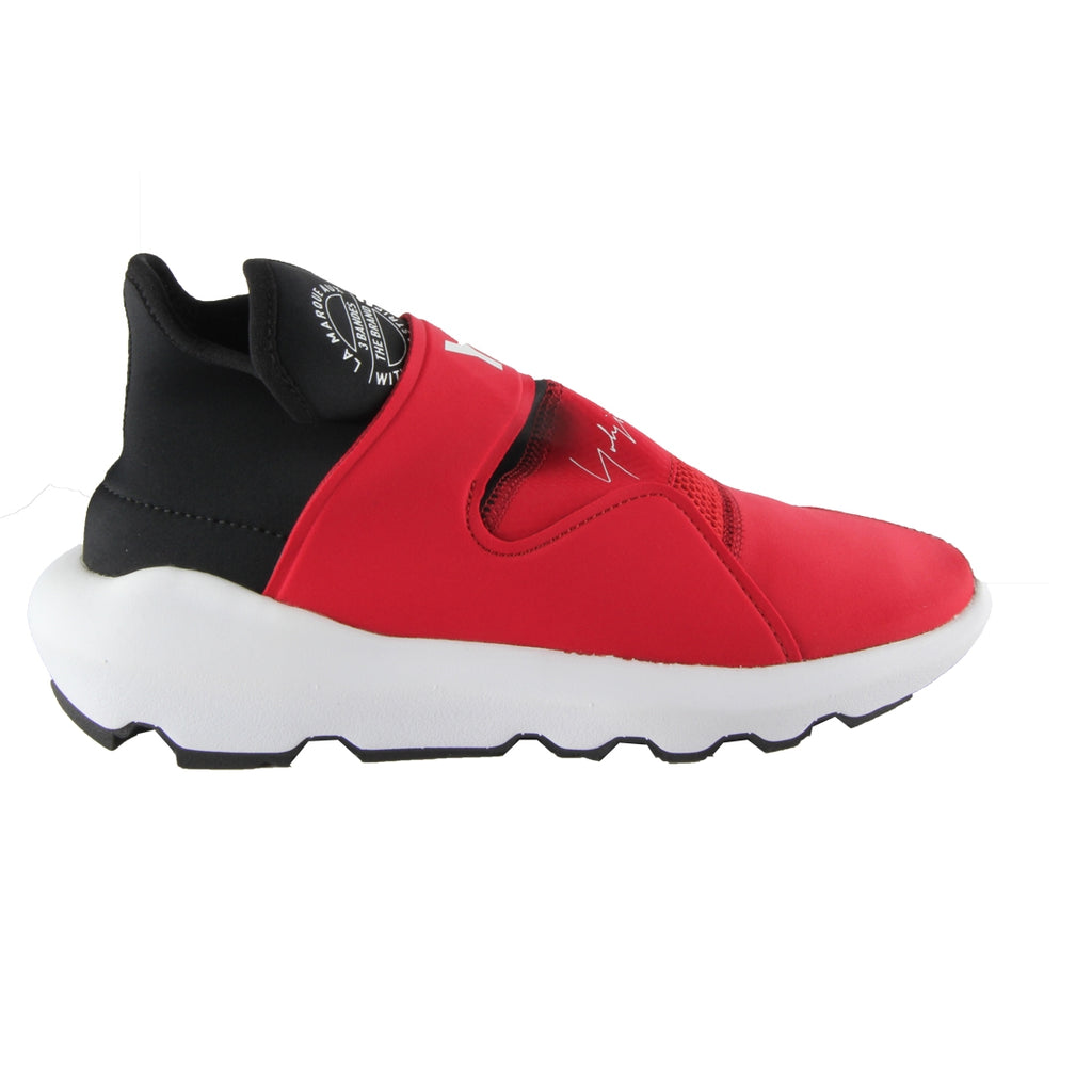 Y-3 Suberou Red Trainers
