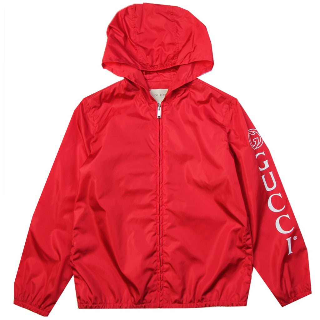 Gucci Kids Red  Jacket