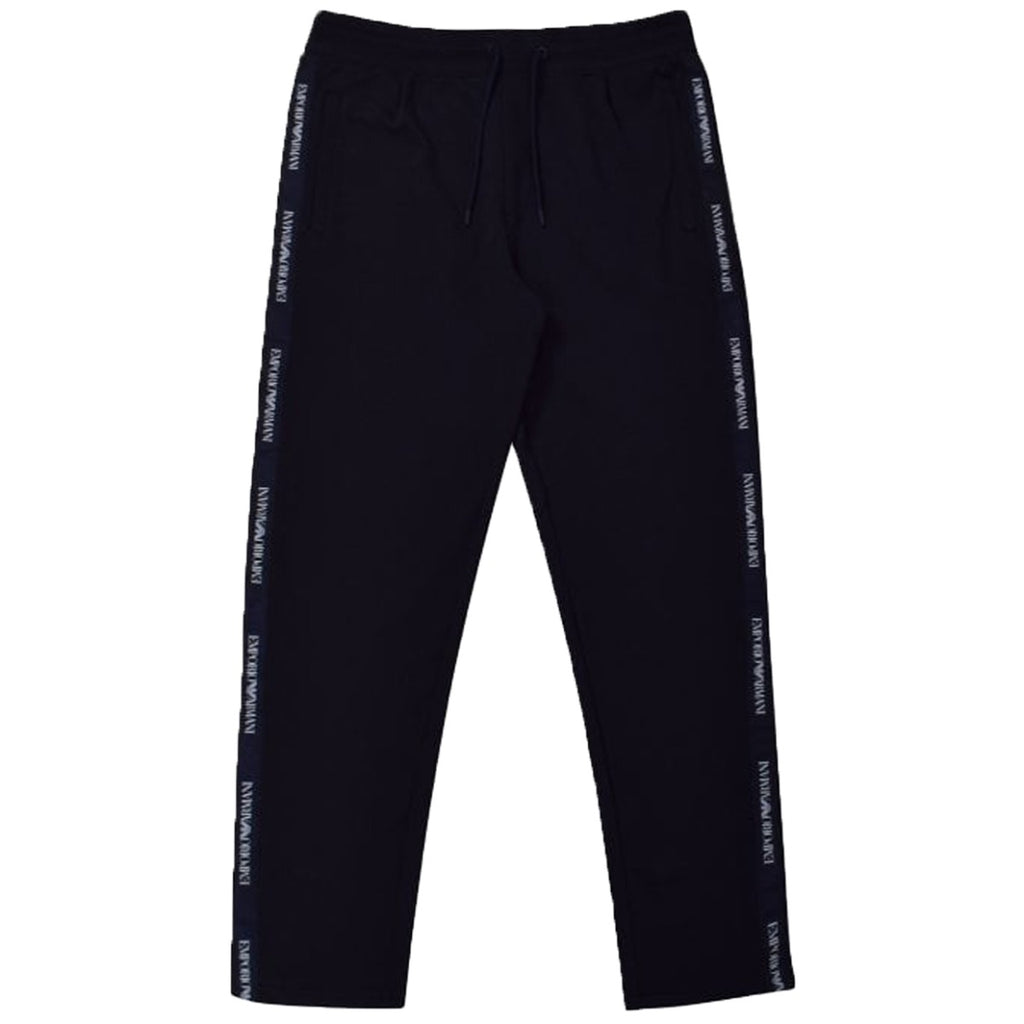 Emporio Armani Blue Jogging Pants