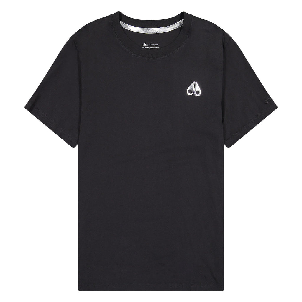 Moose Kunckles Black Sully T-Shirt