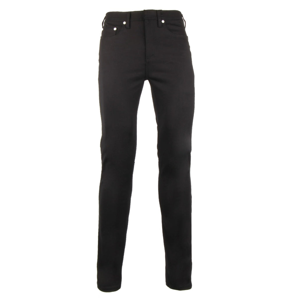 Neil Barrett Black Stretch Super Skinny Jeans