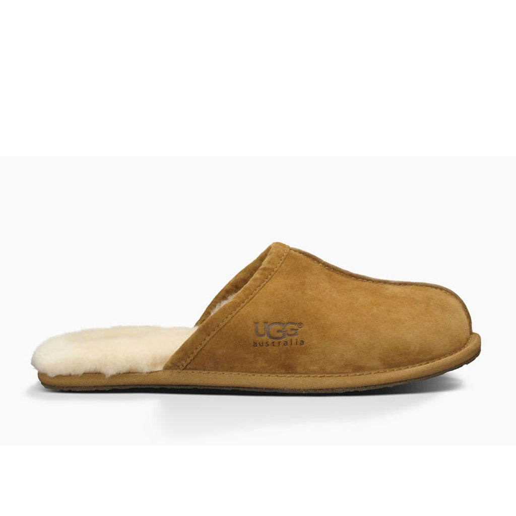 UGG Men's Chestnut Scuff Slippers