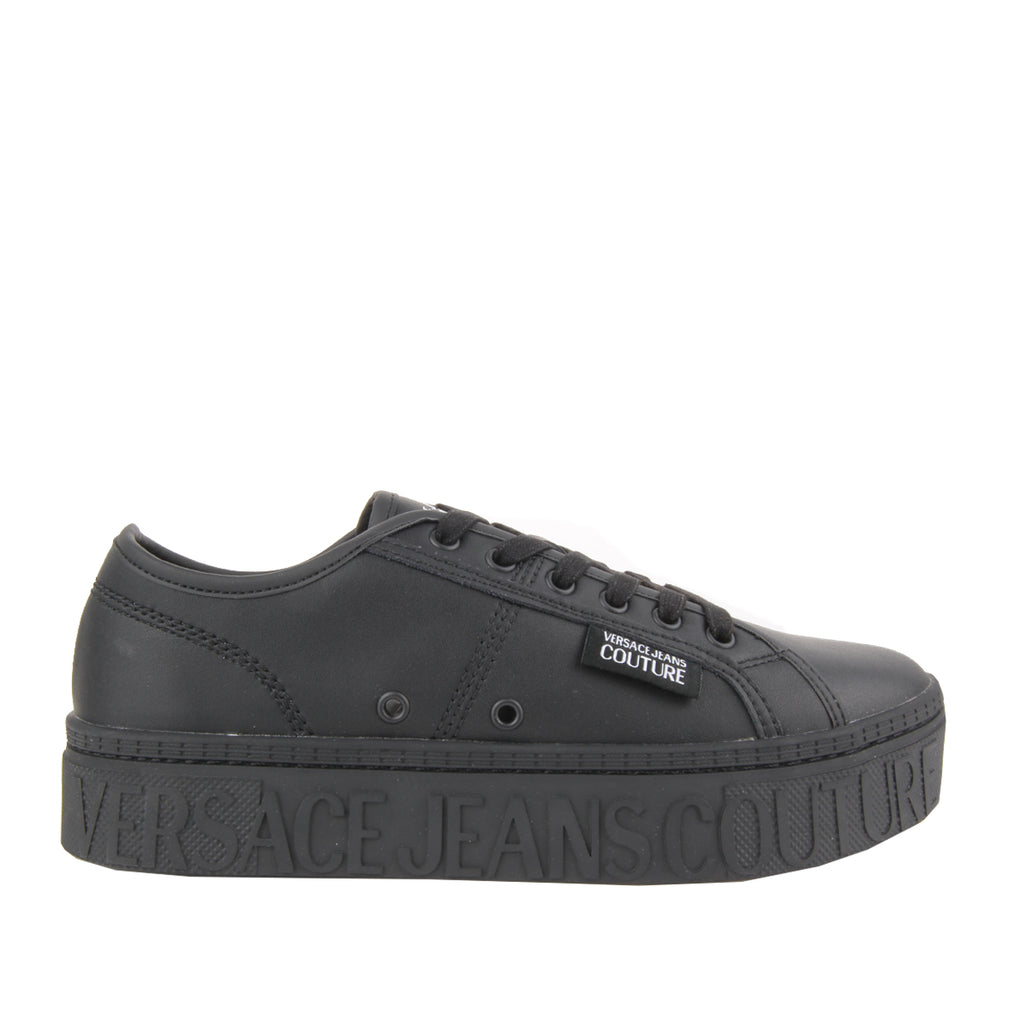 Versace Jeans Couture Couture Embossed Logo Trainers