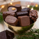 Les assortiments de Noël Cémoi, fabriqués en France dans nos chocolateries