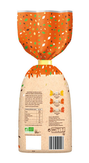 Papillotes BIO Fruit Sublime