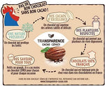 Transparence cacao