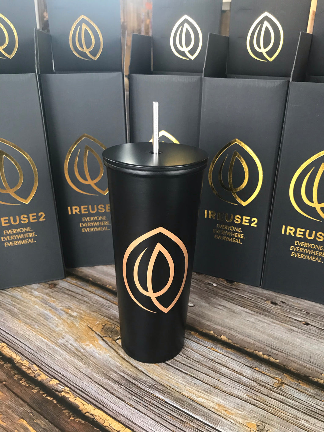 L.A. Reusable Tumbler