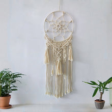 Load image into Gallery viewer, Macrame Wall Decor Boho Chic