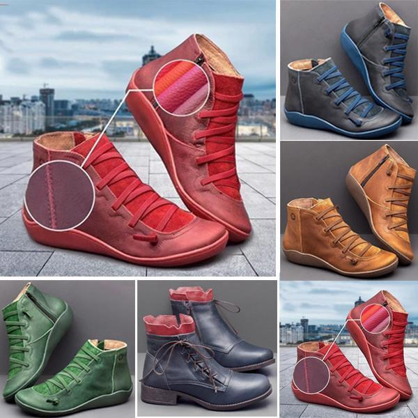 50% HOT SALE! 2019 New Arch Support Boots