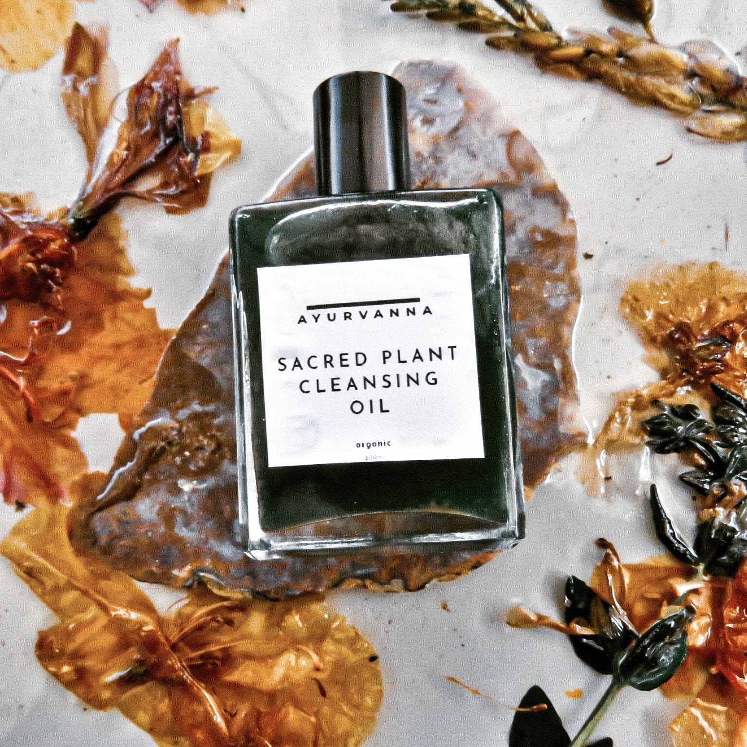 Sacred Plant Cleansing Oil