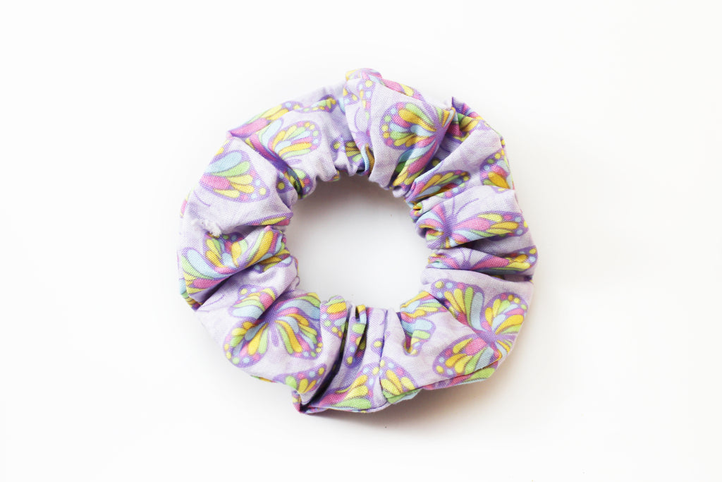 Butterfly Scrunchie