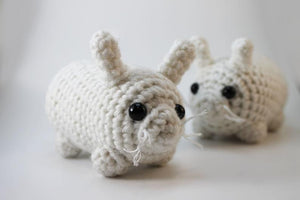 Amigurumi Bunny Plush Small