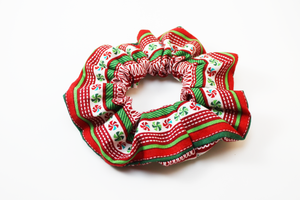 Christmas Scrunchie