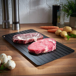 "The DB Small ""Defroster"" - Defrosting Tray - Defrost Buddy™"
