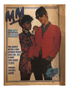 (1983-03-13) MELODY MAKER Magazine