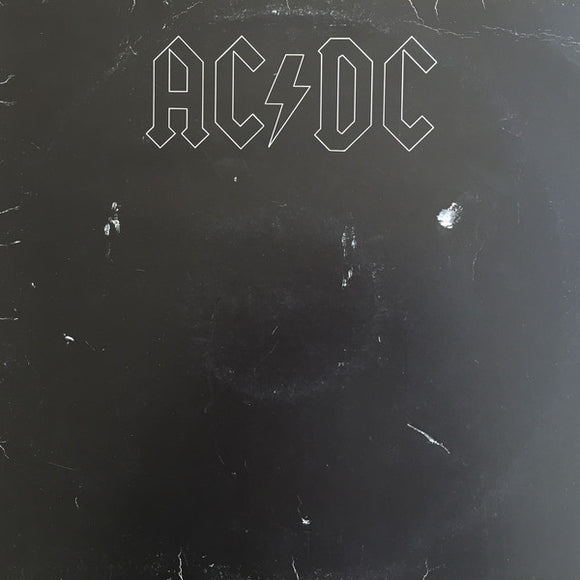 AC/DC - Back in Black vinyle / LP
