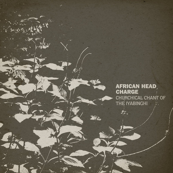 African Head Charge Churchical Lp