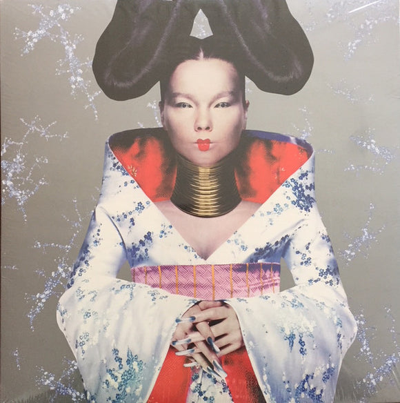 BJORK - Homogenic (Vinyle neuf/New LP)