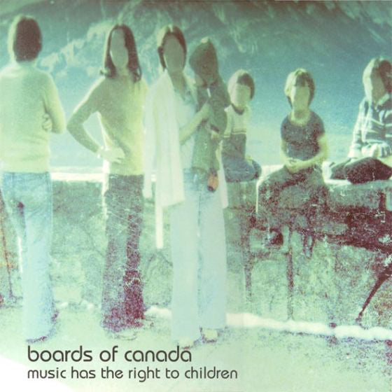 BOARDS OF CANADA - Music Has The Right to Children 2xLP (Vinyle neuf/New LP)