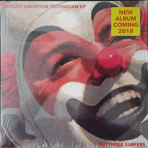"BUTTHOLE SURFERS - Locust Abortion Technician 10"" (Vinyle neuf/New EP)"