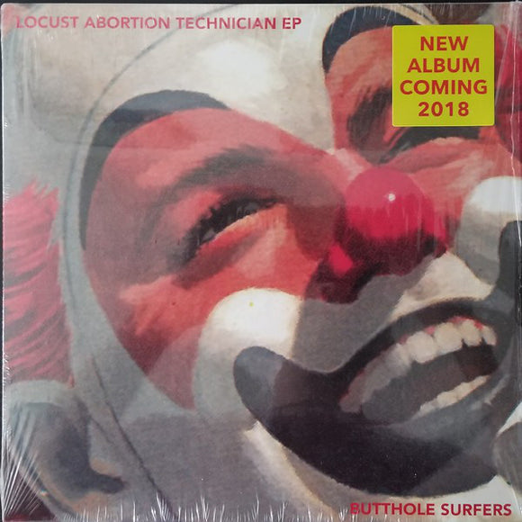 BUTTHOLE SURFERS - Locust Abortion Technician 10