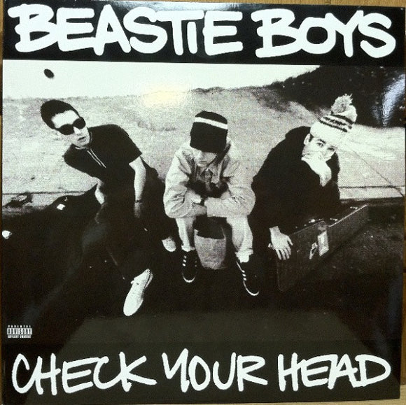 BEASTIE BOYS - Check Your Head 2xLP (Vinyle neuf/New LP)