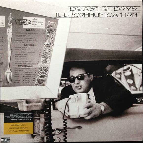 BEASTIE BOYS - Ill Communication 2xLP (Vinyle neuf/New LP)