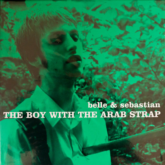 BELLE AND SEBASTIAN - The Boy With The Arab Strap (Vinyle neuf/New LP)