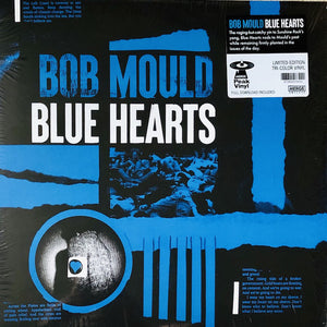 BOB MOULD - Blue Hearts (Vinyle neuf/New LP)