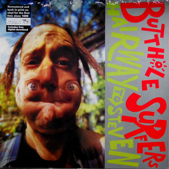 BUTTHOLE SURFERS - Hairway To Steven (Vinyle neuf/New LP)