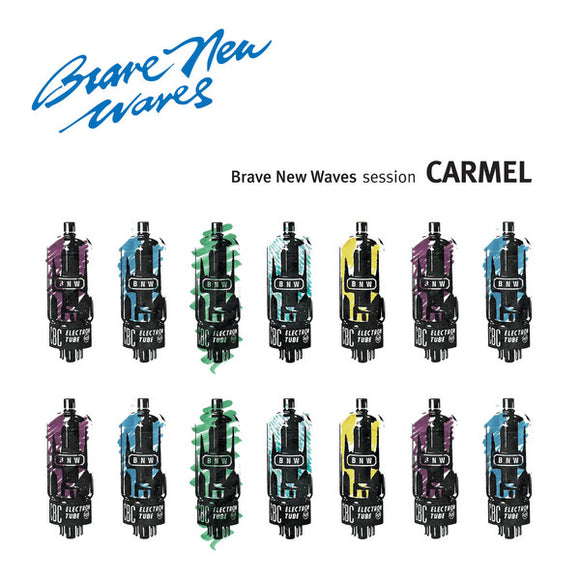 CARMEL - Brave New Waves Session (CD neuf)