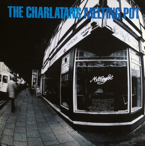THE CHARLATANS - Melting Pot (Vinyle neuf/New LP)