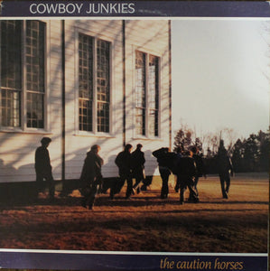 COWBOY JUNKIES - The Caution Horses (vinyle usagé/Used LP)